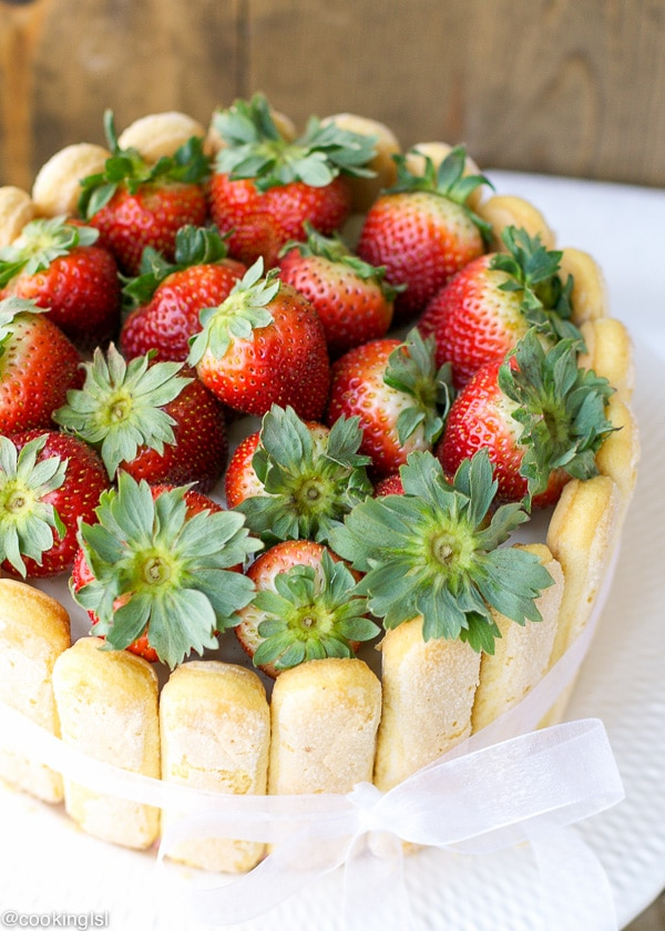 White-Chocolate-Strawberry-Charlotte-Cake