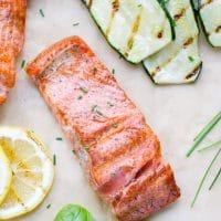 salmon-grilled-zucchini-lemon-basil-vinaigrette