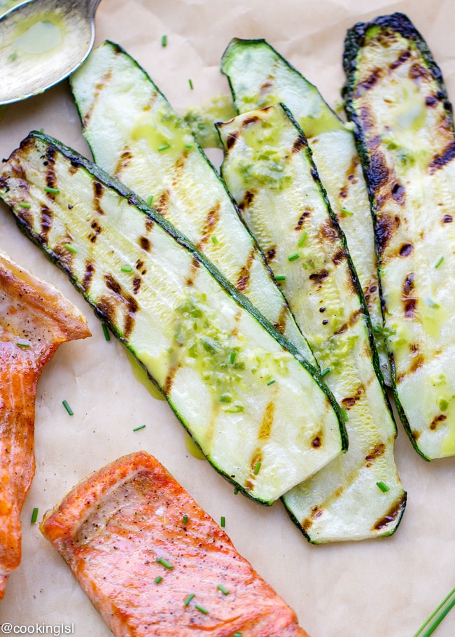 salmon-grilled-zucchini-lemon-basil-vinaigrette-recipe