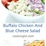 buffalo-chicken-blue-cheese-salad-bluesday-tuesday