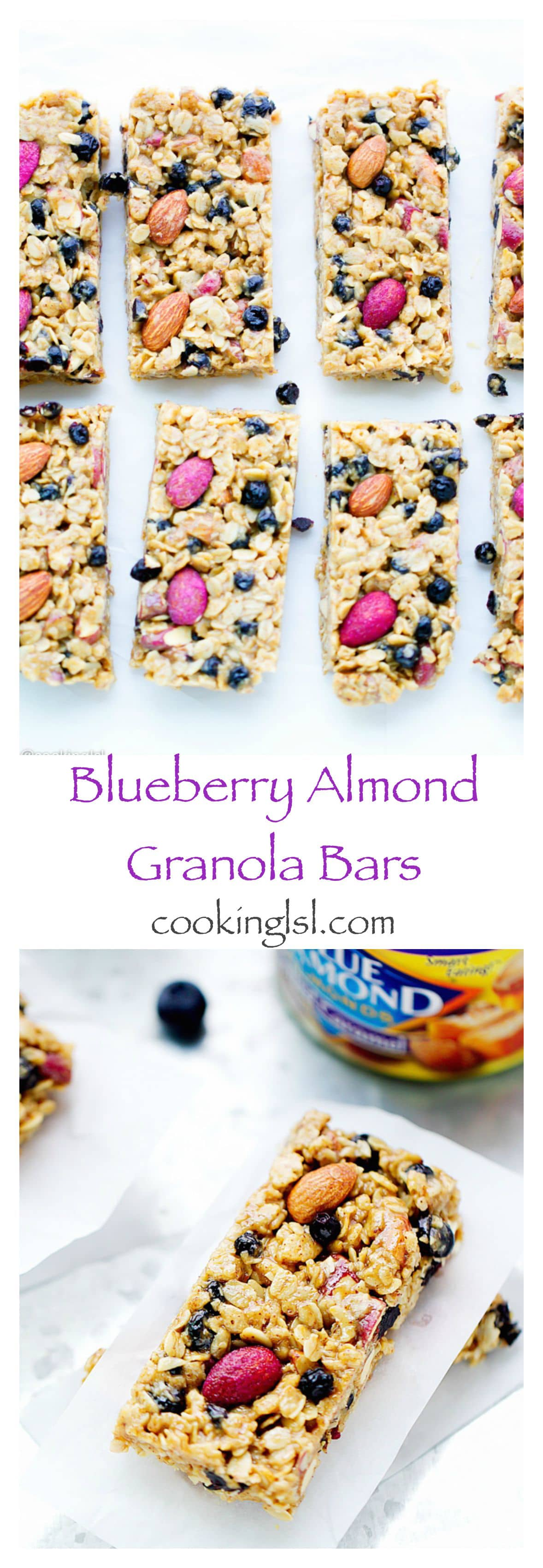 blueberry-almond-no-bake-granola-bars-recipe