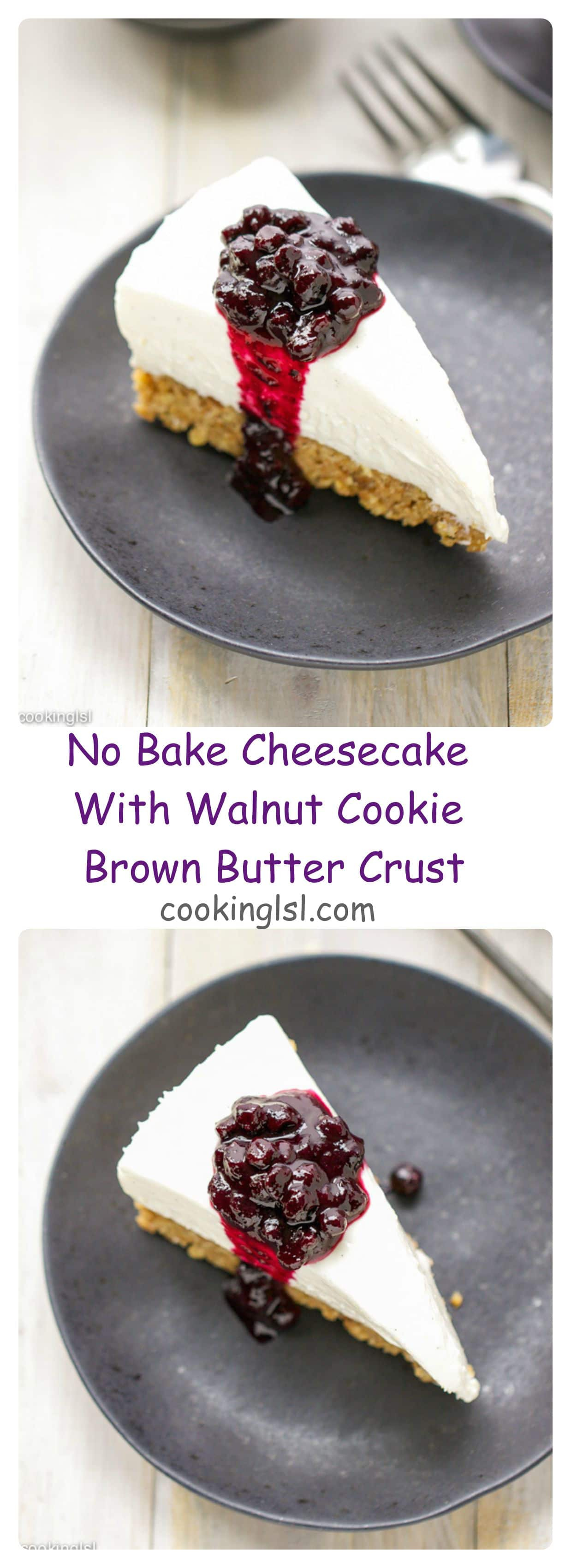 no-bake-cheesecake-with-walnut-cookie-brown-butter-crust