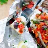 sablefish-foil-peppers-olives-15 minute