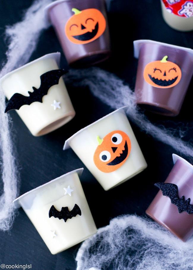 Halloween-Snack-Pack-Mix-Ins-Mummy-Pretzels