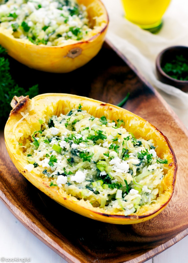 spinach-feta-spaghetti-squash-low-fat