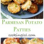 Parmesan-Potato-Patties