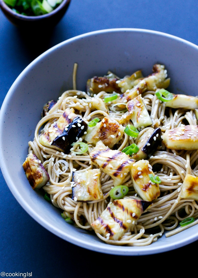 grilled-eggplant-soba-noodles-recipe