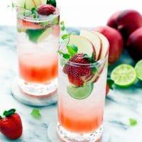 strawberry-nectarine-mojito-valentines-day