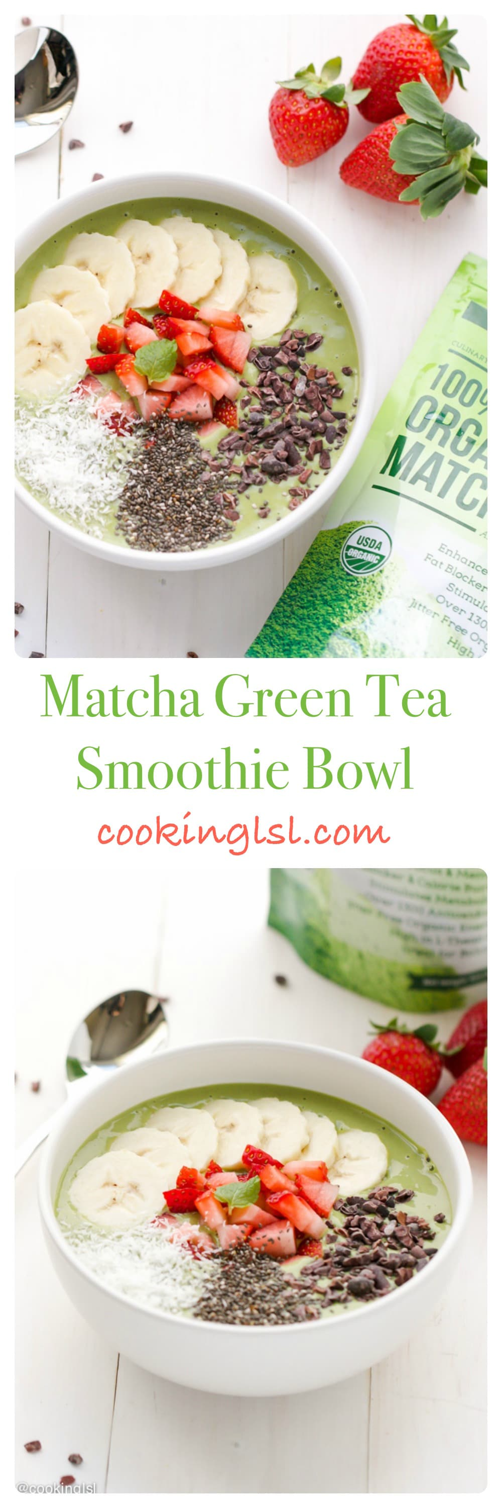 matcha-green-tea-smoothie-bowl-breakfast