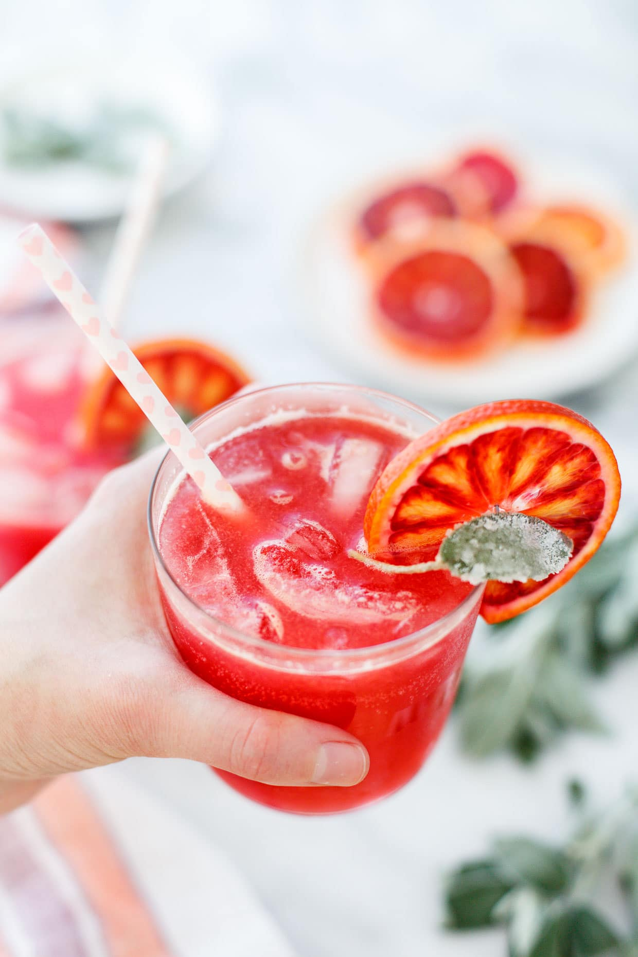 http://www.snixykitchen.com/2015/02/02/blood-orange-and-sage-sparkling-