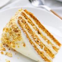 carrot cake with cream cheese icing foolproof recipe