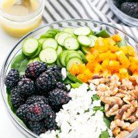Blackberry-Spinach-Salad-With-Light-Balsamic-Vinaigrette-Recipe