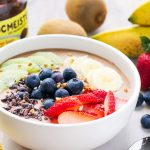 Buckwheat Smoothie Bowl Recipe And Chocmeister Hazelnut Spread