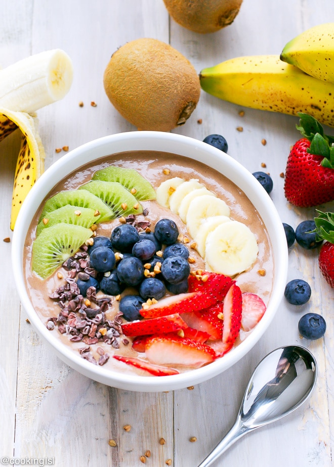 Buckwheat-Smoothie-Bowl-Recipe-And-Chocmeister-Hazelnut-Spread