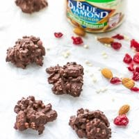Puffed-Millet-Chocolate-Almond-Clusters-Recipe