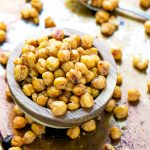 Easiest Roasted Chickpeas Recipe
