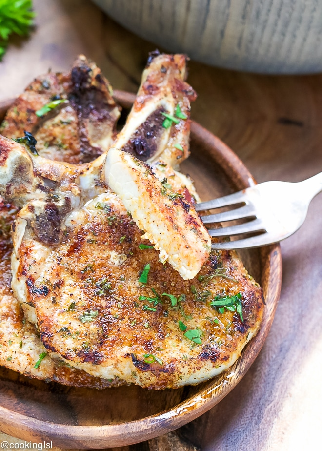 Dry rubbed grilled pork chops recipe cooking lsl dry rubbed grilled pork chops ccuart Choice Image