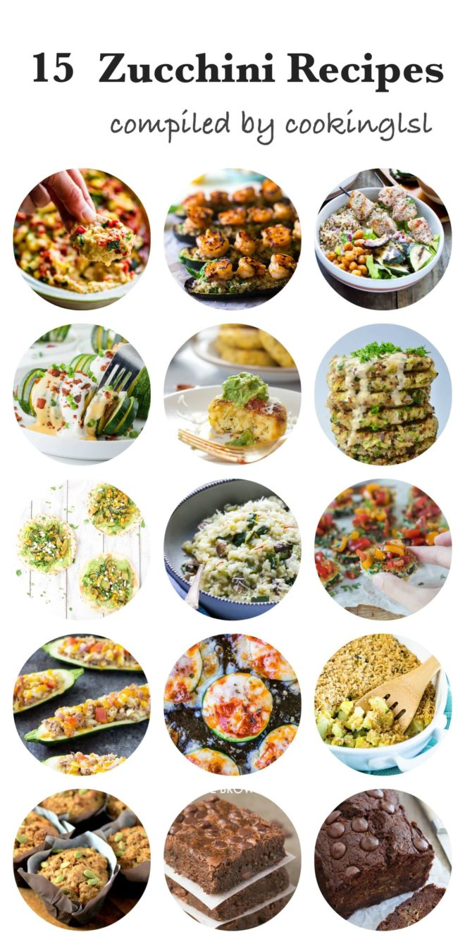 A recipe collection roundup from popular food blogs. Sweet and savory dishes, baked goods.