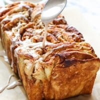 Cinnamon Apple Pull Apart Bread Recipe