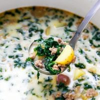 Easy Kale Potato And Sausage Soup Recipe