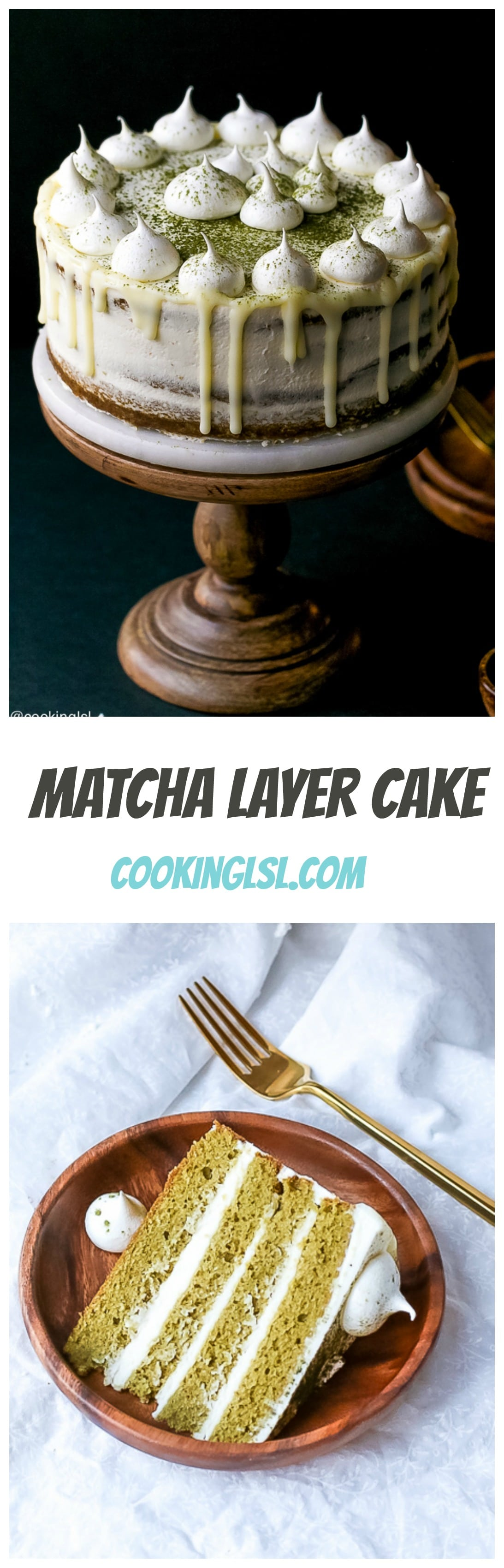 matcha cake cooking lsl. Black Bedroom Furniture Sets. Home Design Ideas