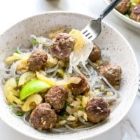 Vietnamese Meatballs And A Blue Apron Review
