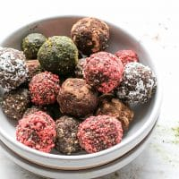 Raw Prune And Maca Truffles Recipe