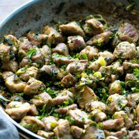 One Pan Pork And Leek Recipe