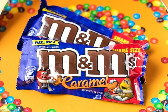Introducing The All New M&M'S® Caramel