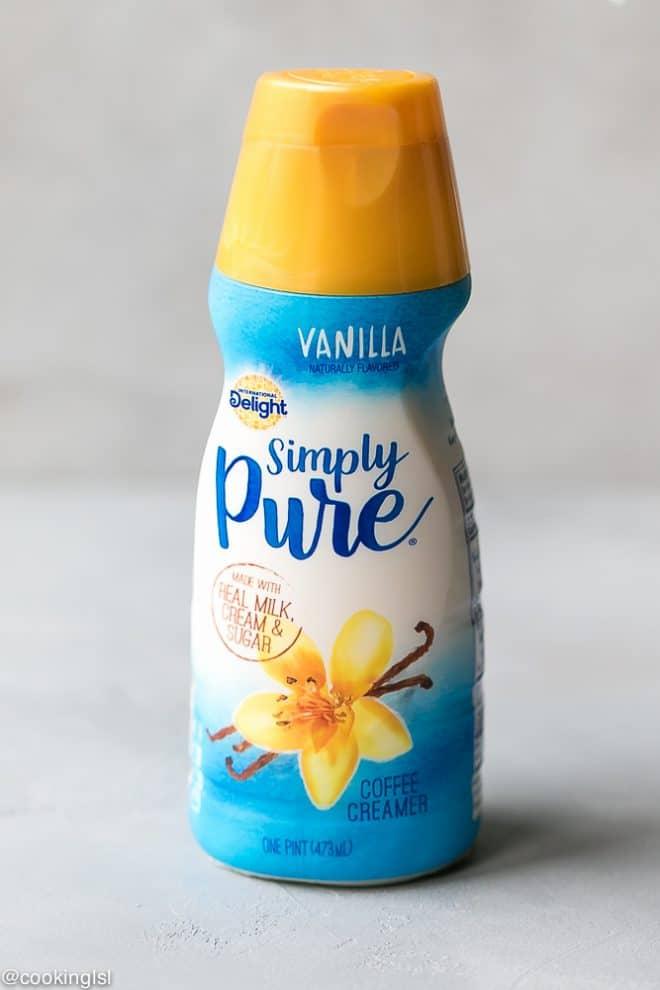 Vanilla Frappe Recipe