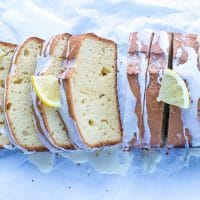Blender Lemon Bread Recipe