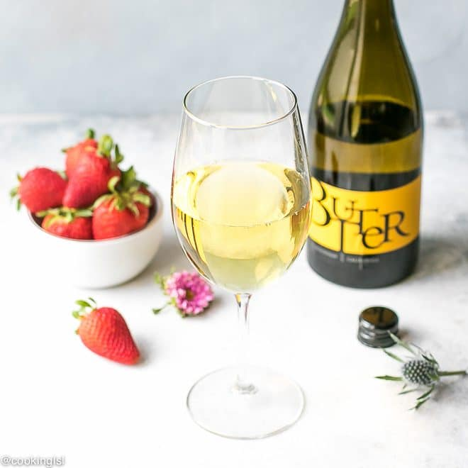 The Perfect Mom's Day: Love + Butter Chardonnay