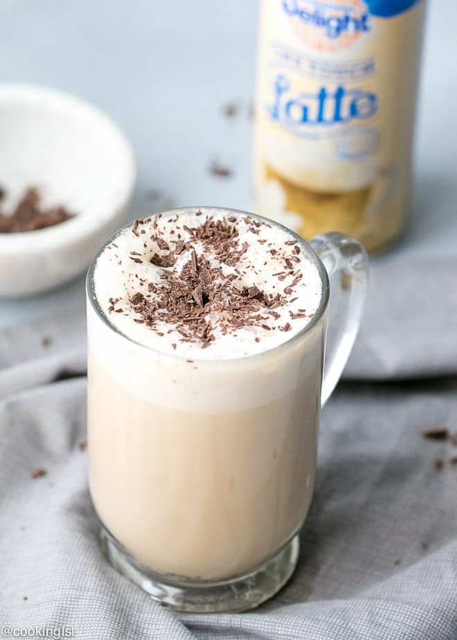International Delight One Touch Latte Dark Chocolate Latte