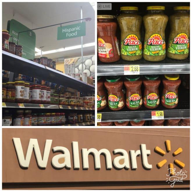 Salsa Verde at Walmart