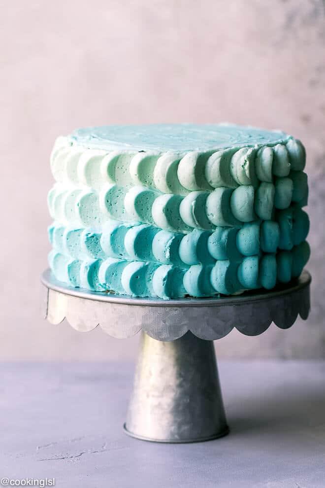Smash Cake Recipe Idea Baby Boy S First Birthday Cooking Lsl