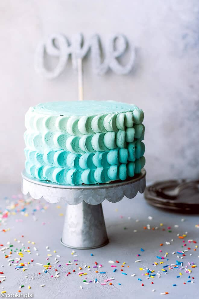First year birthday cakes recipes