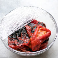 Red Pepper And Tomato Spread Lutenitsa Recipe roasted peppers