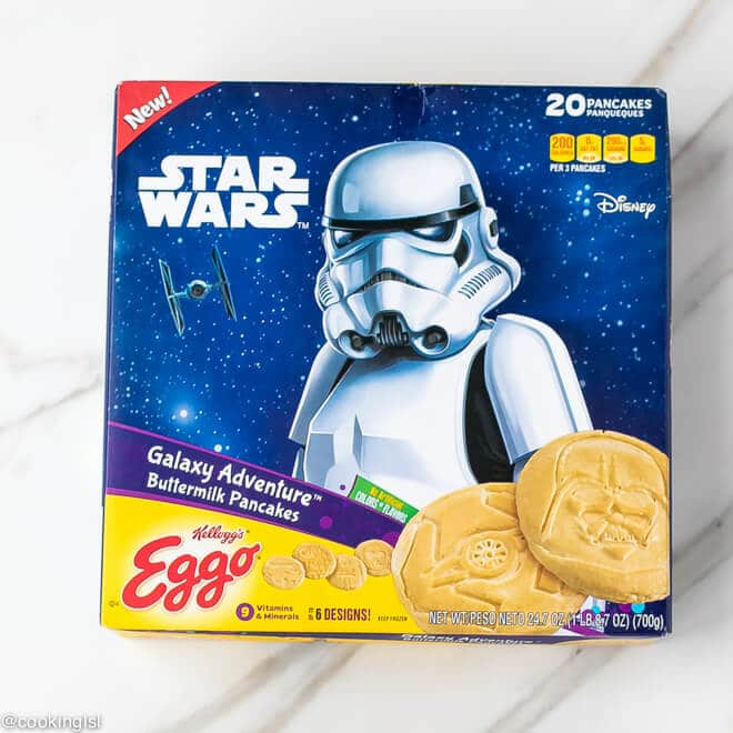 Kellogg's® Eggo® Star Wars Galaxy Adventure Buttermilk Pancakes, 20 ct.Caramel Apple Waffle Cake Recipe.