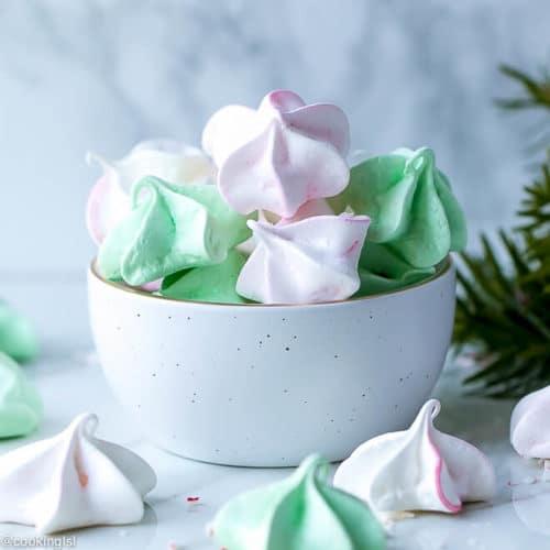 Mini Meringue Cookies Recipe