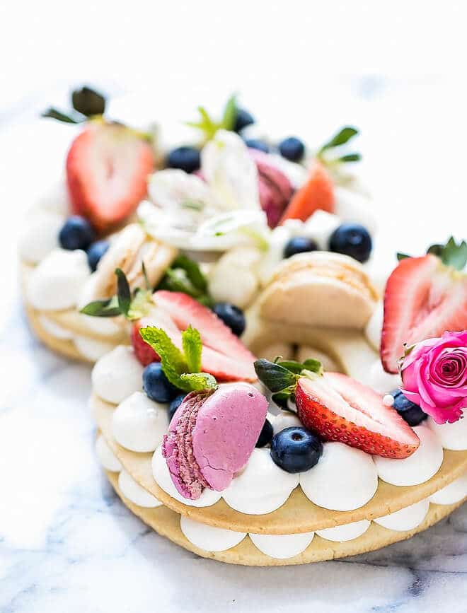 Cream Tart Recipe