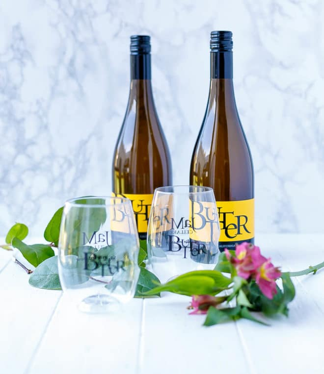 The Perfect Mother's Day With Butter Chardonnay Bottles