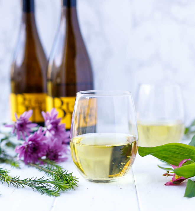 The Perfect Mother's Day With Butter - JaM Cellars Chardonnay