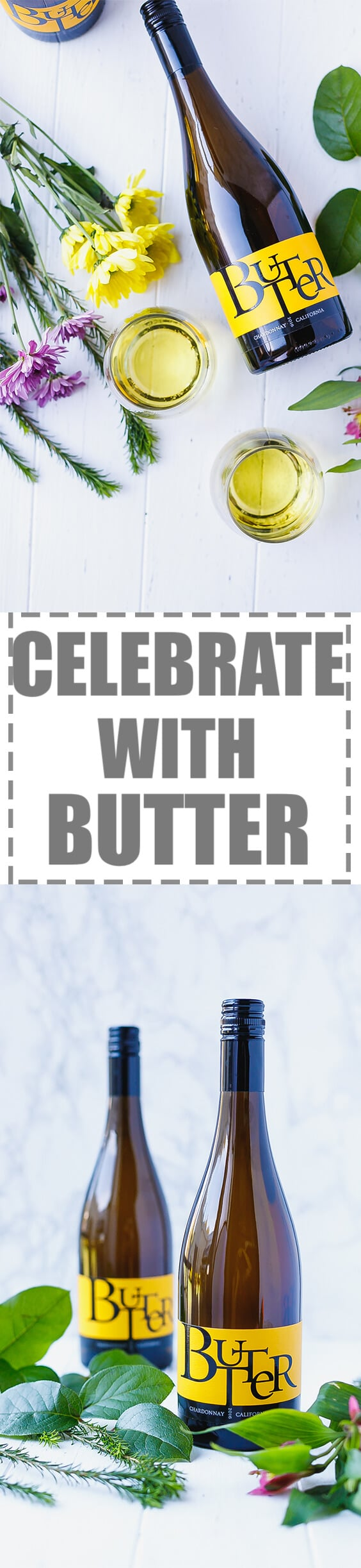 The Perfect Mother's Day With Butter - one of the few things that can make my mother's day extra special - JaM Cellars Butter Chardonnay. This wine is so smooth and fruity! It makes the perfect Mother's Day Gift!
