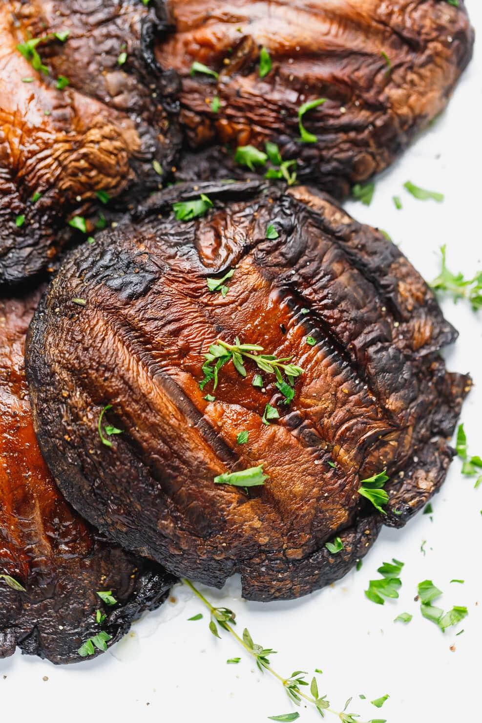 How Long To Cook Portobello Mushrooms Grill