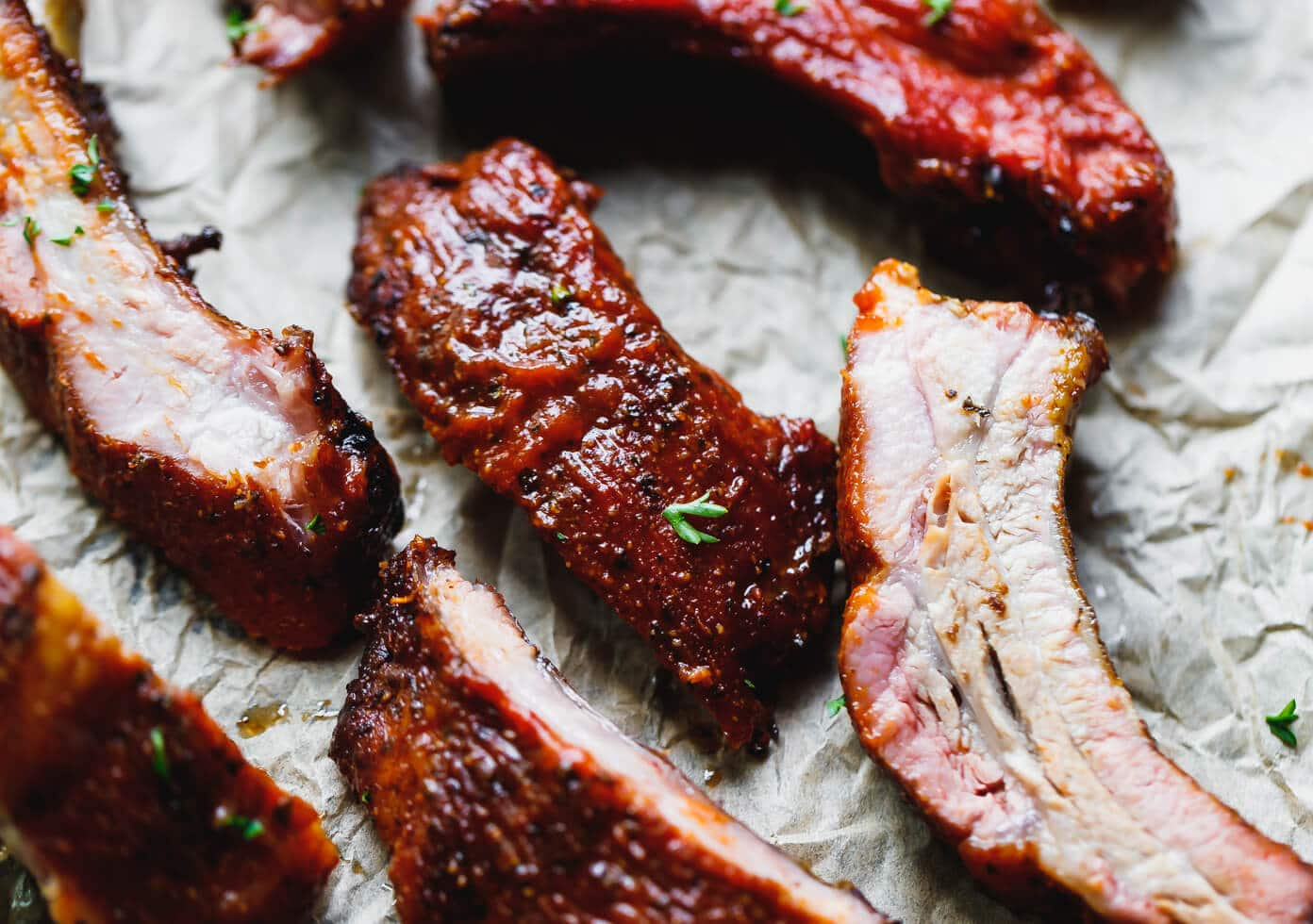 Smoked Ribs Recipe Cooking Lsl