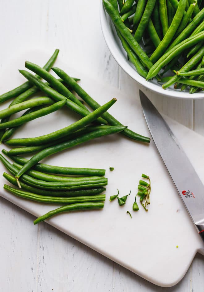 How To Freeze Green Beans - Cooking LSL