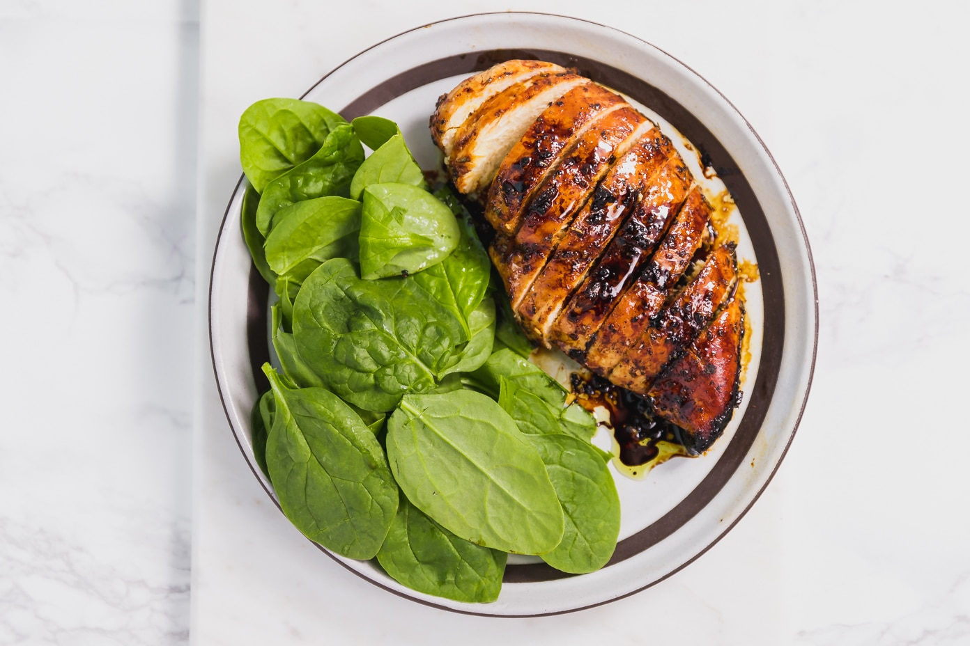 Baked Balsamic Chicken Breast Recipe - Cooking LSL