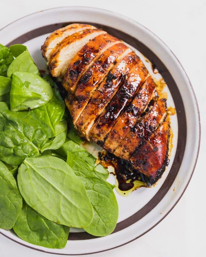 Baked Balsamic Chicken Breast Recipe