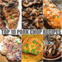 top 10 pork chop recipes collection