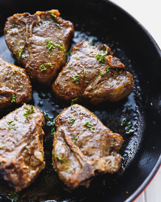 Lamb Loin Chops In The Oven - Cooking LSL